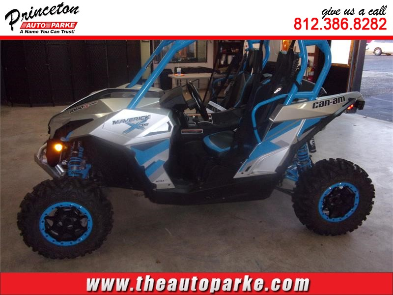 2016 CAN AM MAVERICK for sale in Princeton