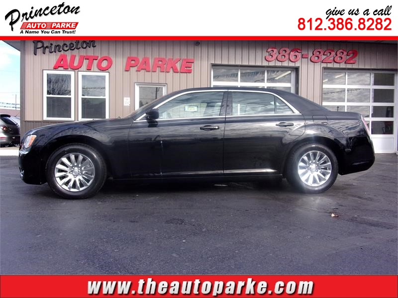 2013 CHRYSLER 300 for sale in Princeton