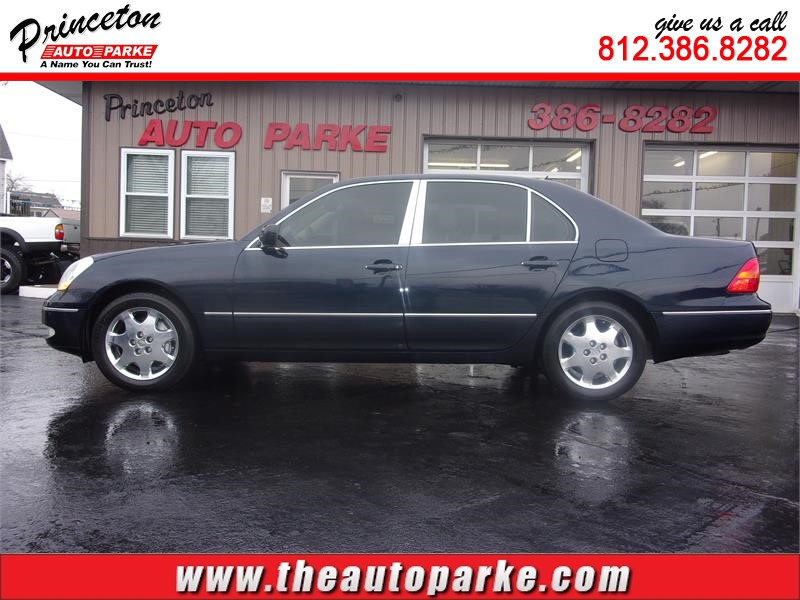 2001 LEXUS LS 430 for sale in Princeton