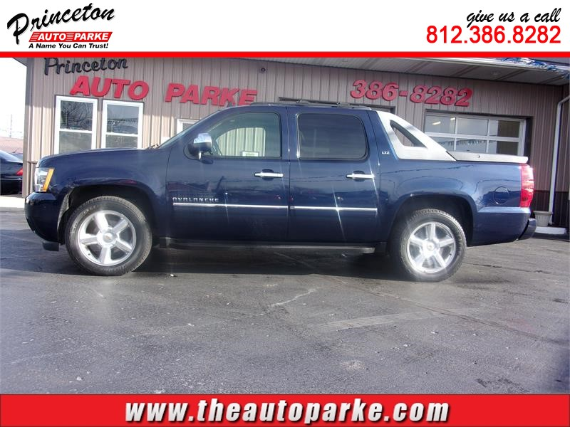 2011 CHEVROLET AVALANCHE LTZ for sale in Princeton
