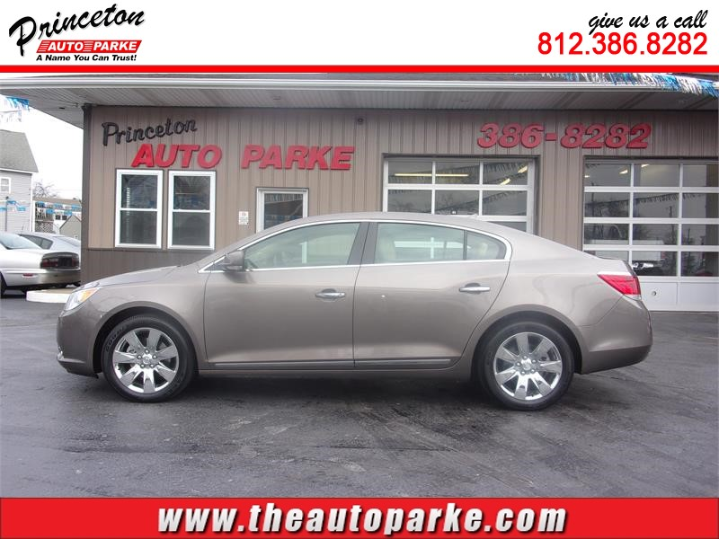 2012 BUICK LACROSSE PREMIUM for sale in Princeton