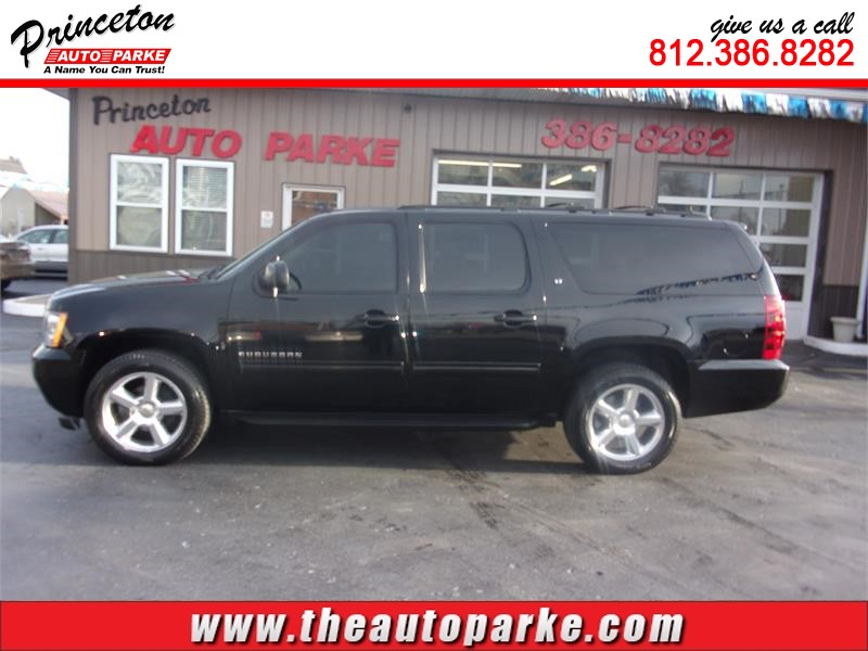 2011 CHEVROLET SUBURBAN 1500 LT for sale in Princeton