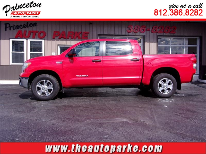 2008 TOYOTA TUNDRA CREWMAX for sale in Princeton