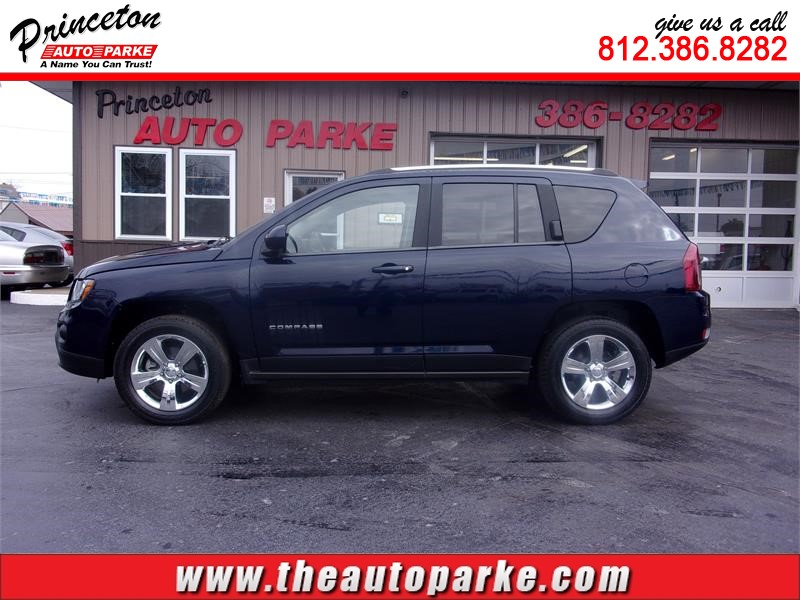 2014 JEEP COMPASS LATITUDE for sale in Princeton