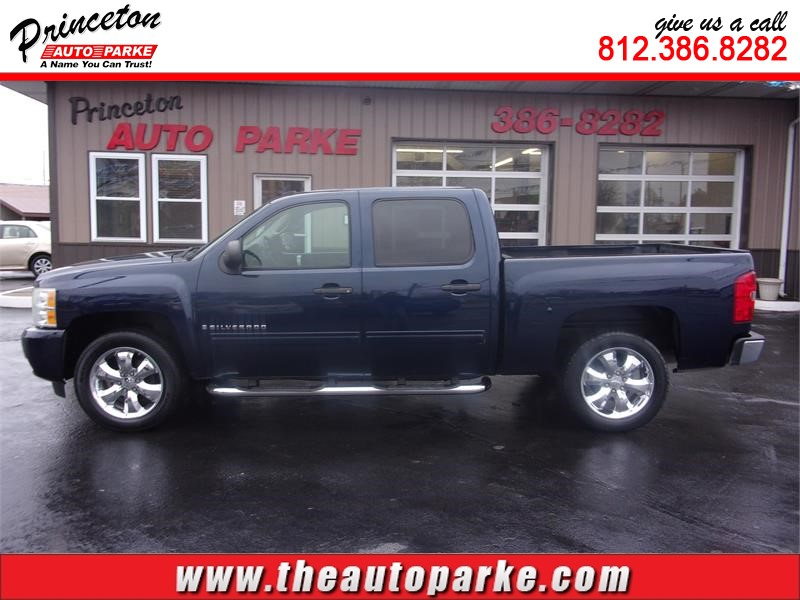 2009 CHEVROLET SILVERADO 1500  LT for sale in Princeton