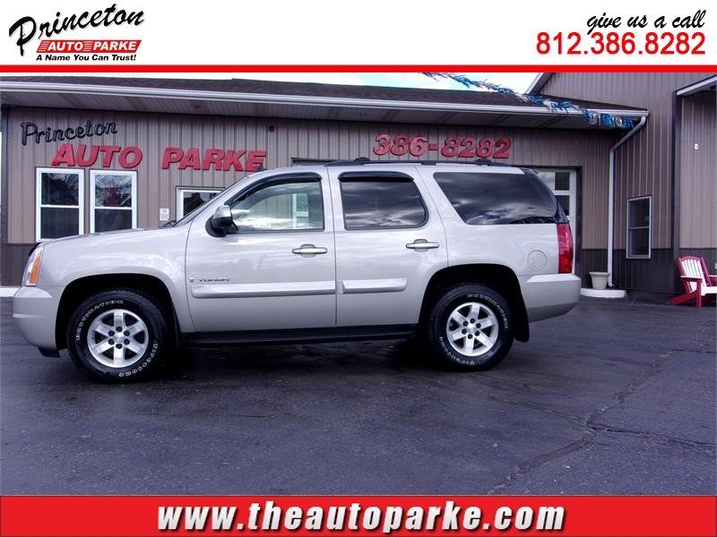 2007 GMC YUKON for sale in Princeton