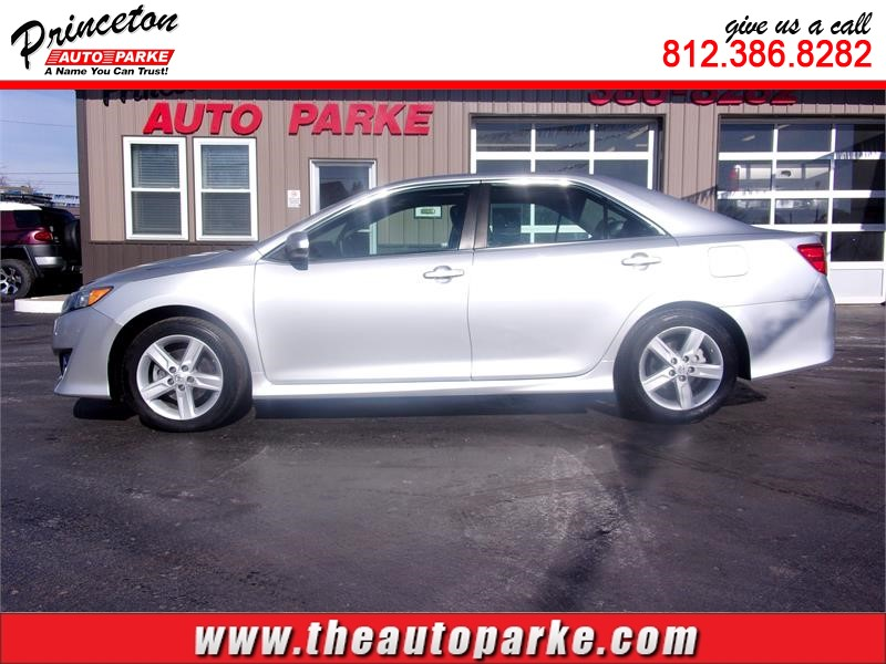 2012 TOYOTA CAMRY BASE for sale in Princeton