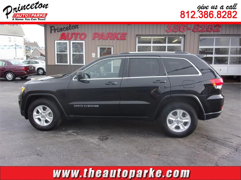 2015 JEEP GRAND CHEROKEE LAREDO for sale in Princeton
