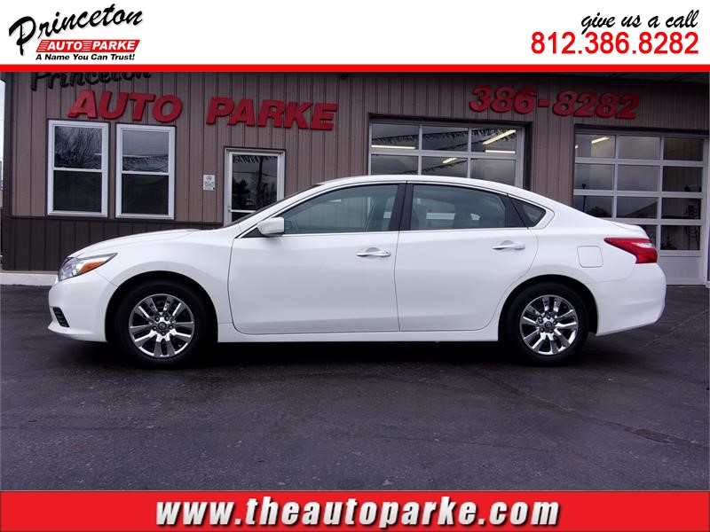 2016 NISSAN ALTIMA 2.5 S for sale in Princeton