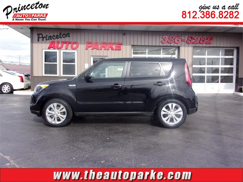 2016 KIA SOUL + for sale in Princeton
