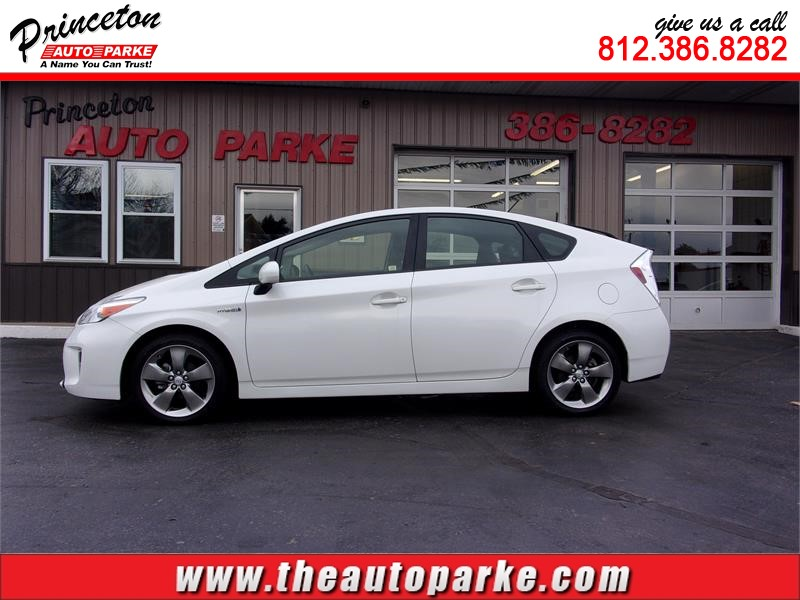 2013 TOYOTA PRIUS for sale in Princeton