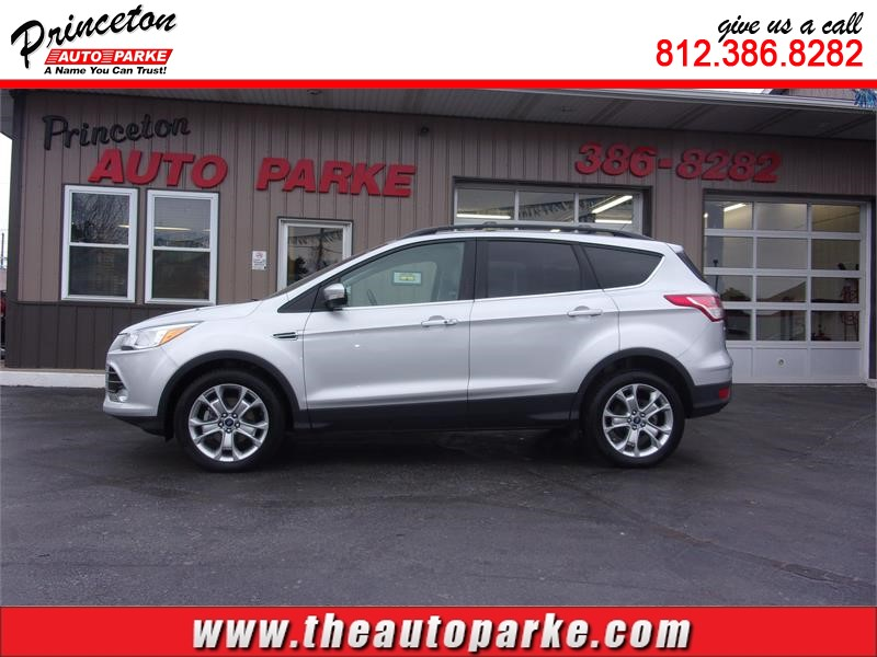 2013 FORD ESCAPE SEL for sale by dealer