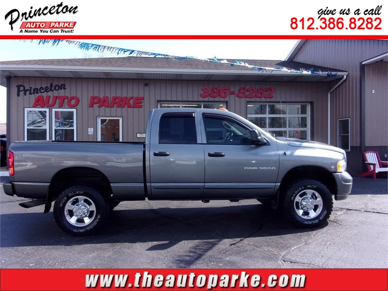 2005 DODGE RAM 3500 ST for sale in Princeton
