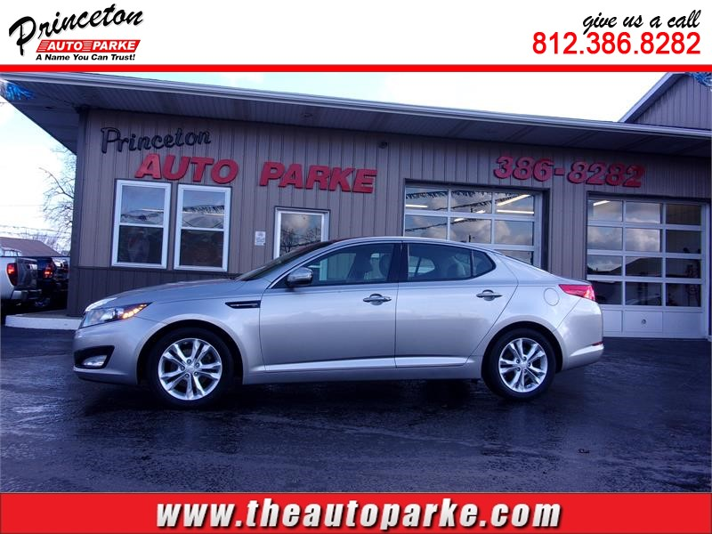 2013 KIA OPTIMA EX for sale in Princeton