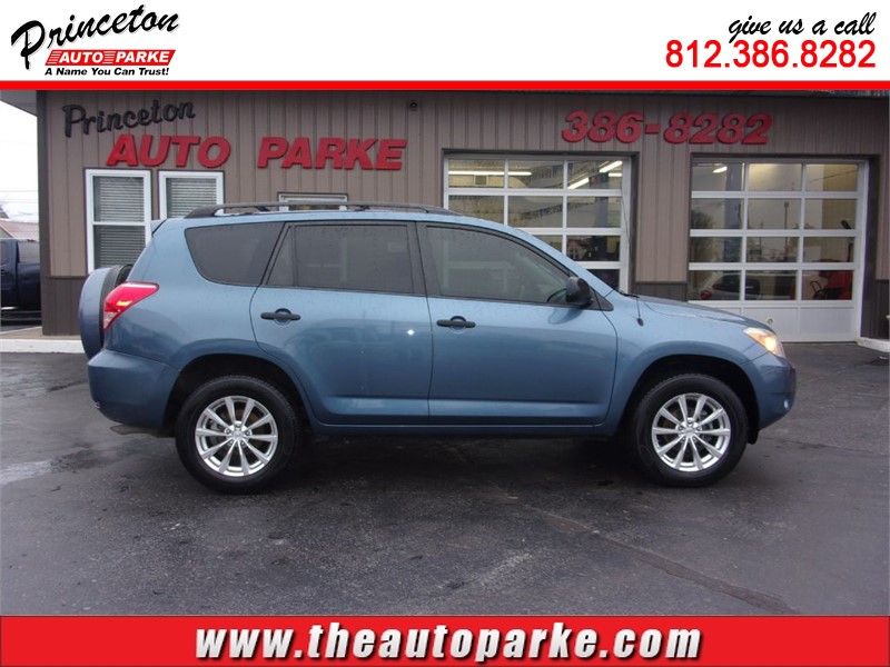 2008 TOYOTA RAV4 for sale in Princeton