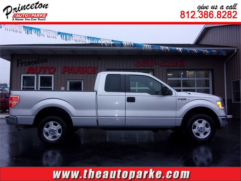 2011 FORD F150 SUPER CAB for sale by dealer