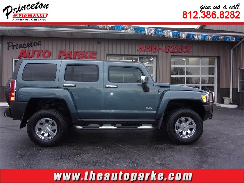 2007 HUMMER H3 LUXURY for sale by dealer