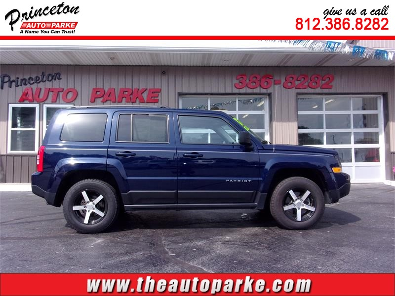 2017 JEEP PATRIOT SPORT for sale in Princeton