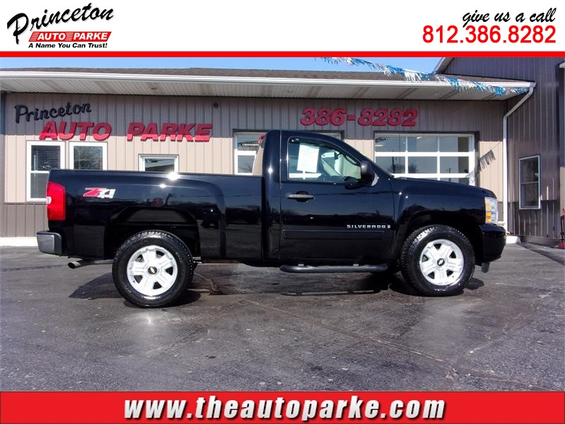 2007 CHEVROLET SILVERADO 1500 for sale by dealer