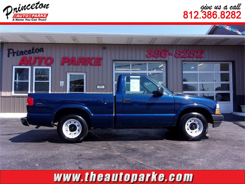 2003 CHEVROLET S TRUCK S10 for sale in Princeton