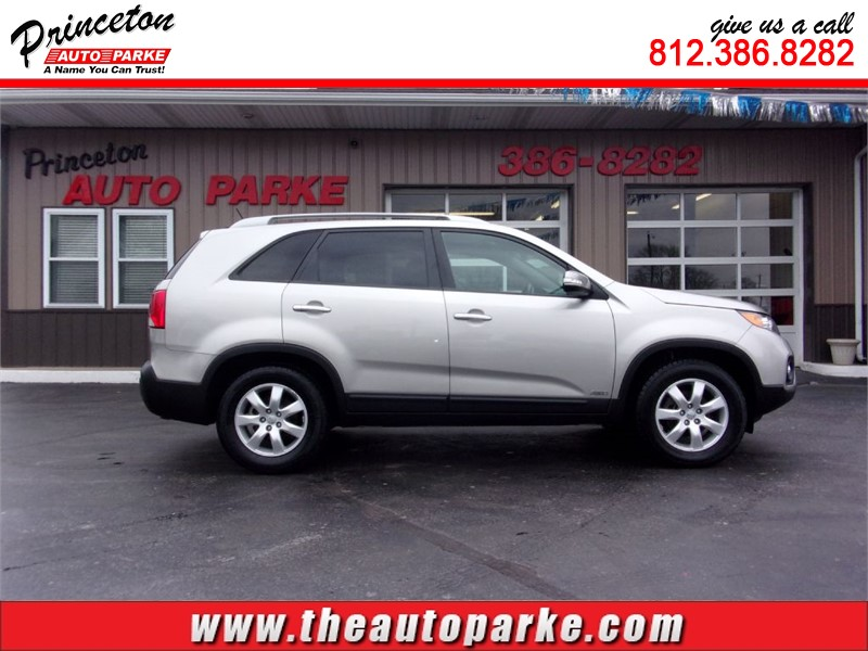 2013 KIA SORENTO LX for sale by dealer