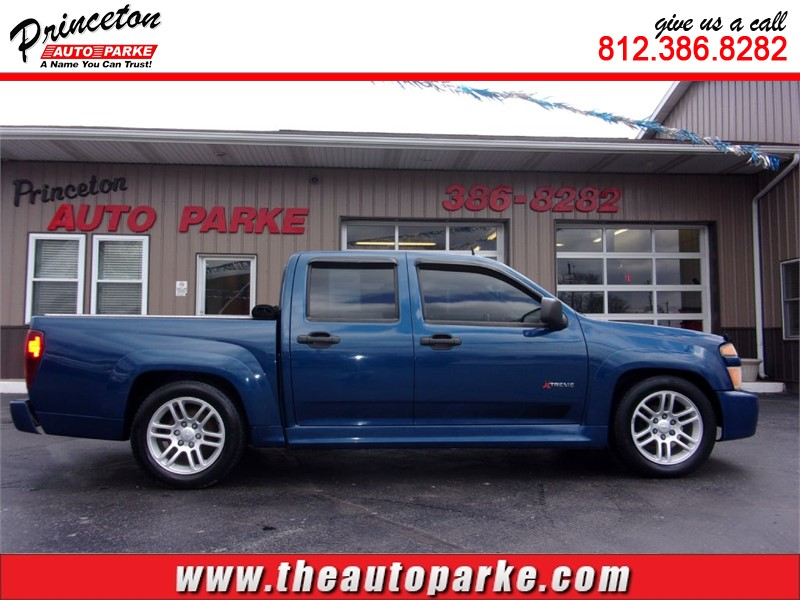 2006 CHEVROLET COLORADO for sale in Princeton