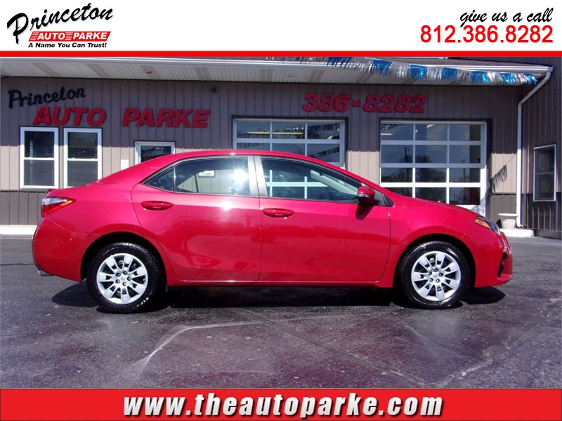 2016 TOYOTA COROLLA L for sale by dealer