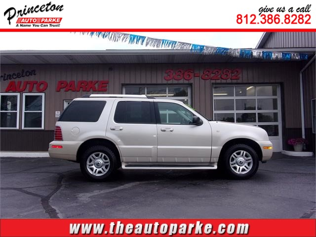 2005 MERCURY MOUNTAINEER Princeton IN