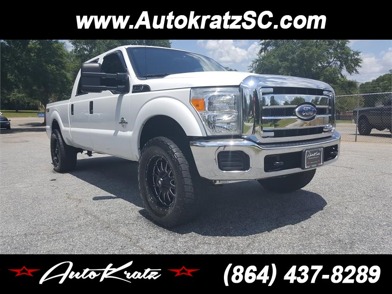 2012 Ford F-250 SD 4WD for sale by dealer