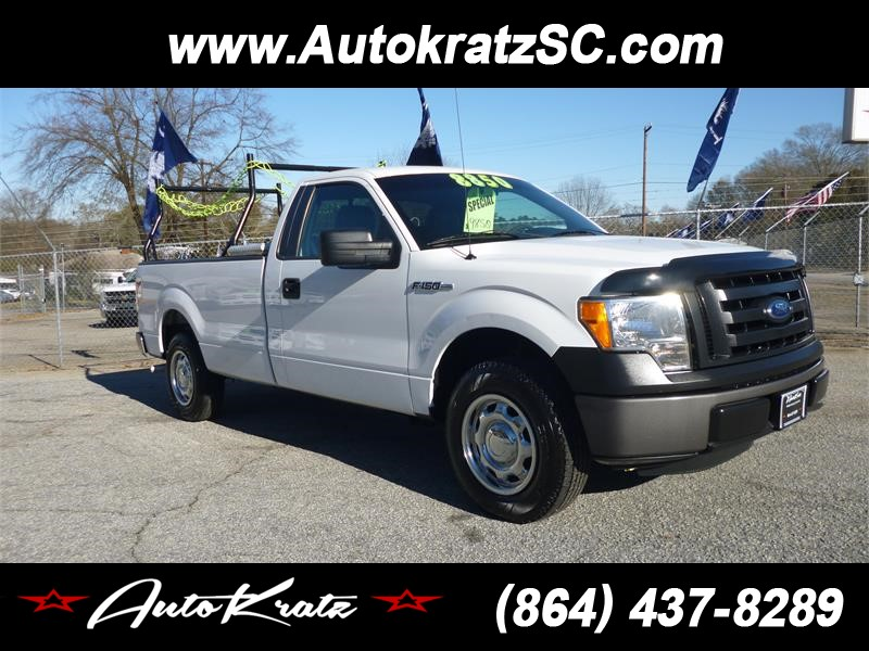 Ford F-150  in Anderson