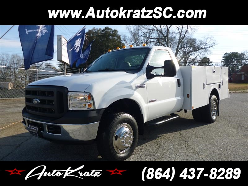 Ford F-350 SD in Anderson