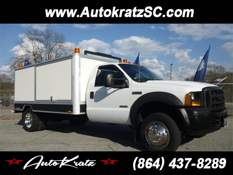 2005 Ford F-450 SD for sale by dealer