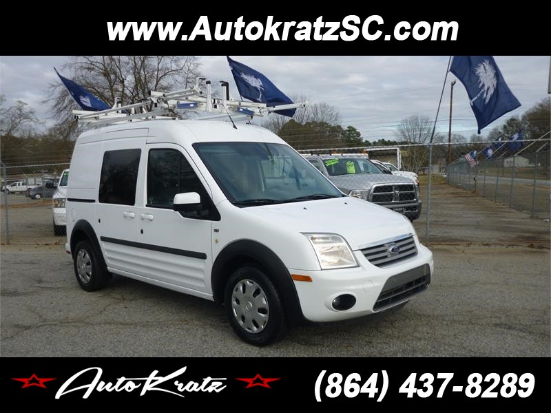 Ford Transit Connect XLT in Anderson