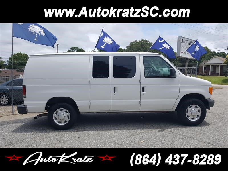 2007 Ford Econoline E-250 for sale by dealer