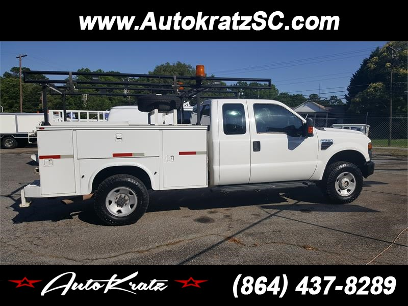 2008 FORD F350 for sale by dealer