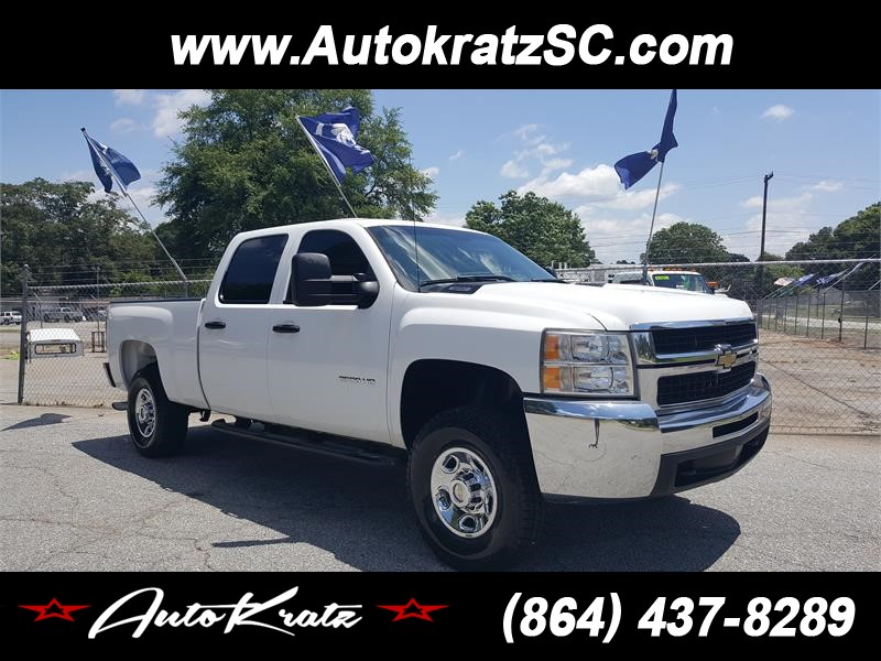 2010 Chevrolet Silverado 2500HD  for sale by dealer
