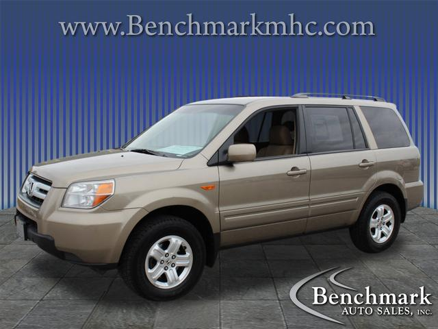 2008 Honda Pilot VP for sale by dealer