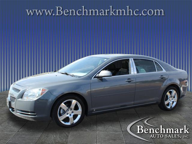 2009 Chevrolet Malibu LT for sale by dealer