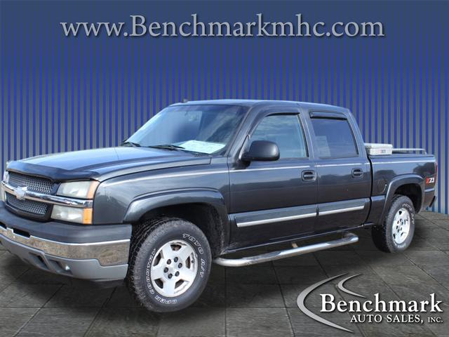 2005 Chevrolet Silverado 1500 Z71 Morehead City NC