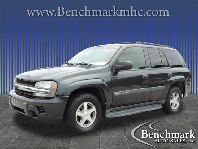 2004 Chevrolet TrailBlazer LS for sale by dealer