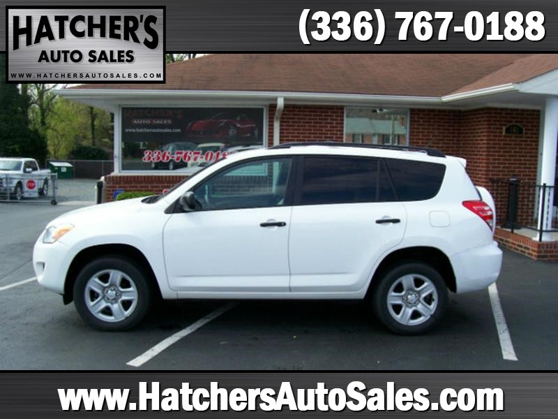 2010 Toyota RAV4 Base 4dr SUV for sale by dealer