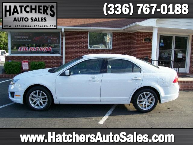 2012 Ford Fusion SEL 4dr Sedan for sale by dealer