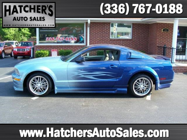 2007 Ford Mustang MARK III CUSTOM Winston-Salem NC