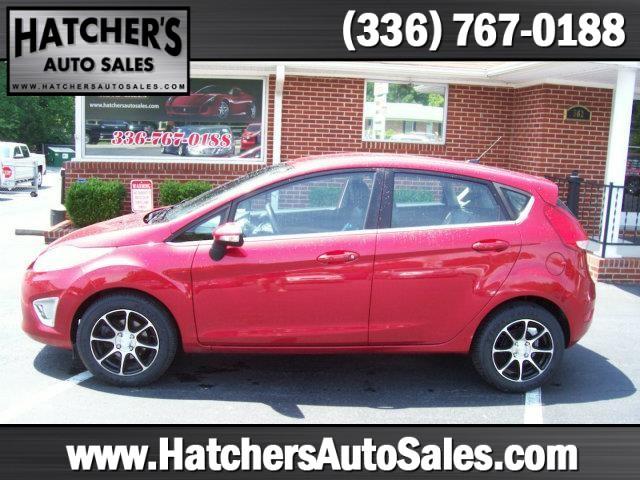 2011 Ford Fiesta SES 4dr Hatchback for sale by dealer