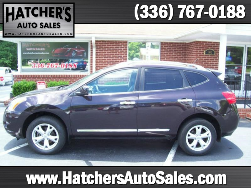 2011 Nissan Rogue SV AWD 4dr Crossover for sale by dealer