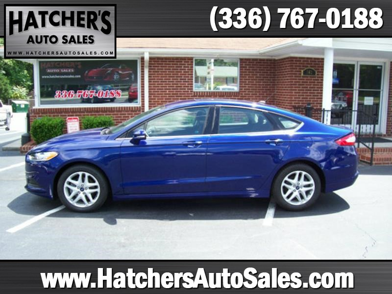2015 Ford Fusion SE 4dr Sedan Winston-Salem NC