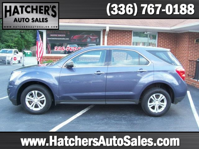 2013 Chevrolet Equinox LS AWD 4dr SUV for sale by dealer