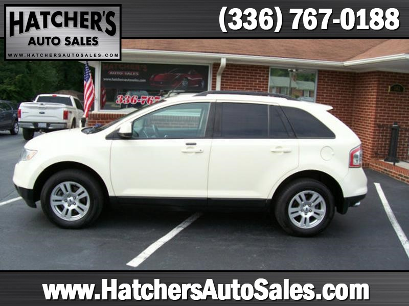 2008 Ford Edge SEL AWD 4dr Crossover for sale by dealer
