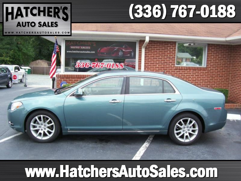 2009 Chevrolet Malibu LTZ 4dr Sedan for sale by dealer