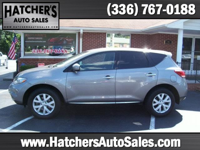 2012 Nissan Murano S 4WD for sale by dealer